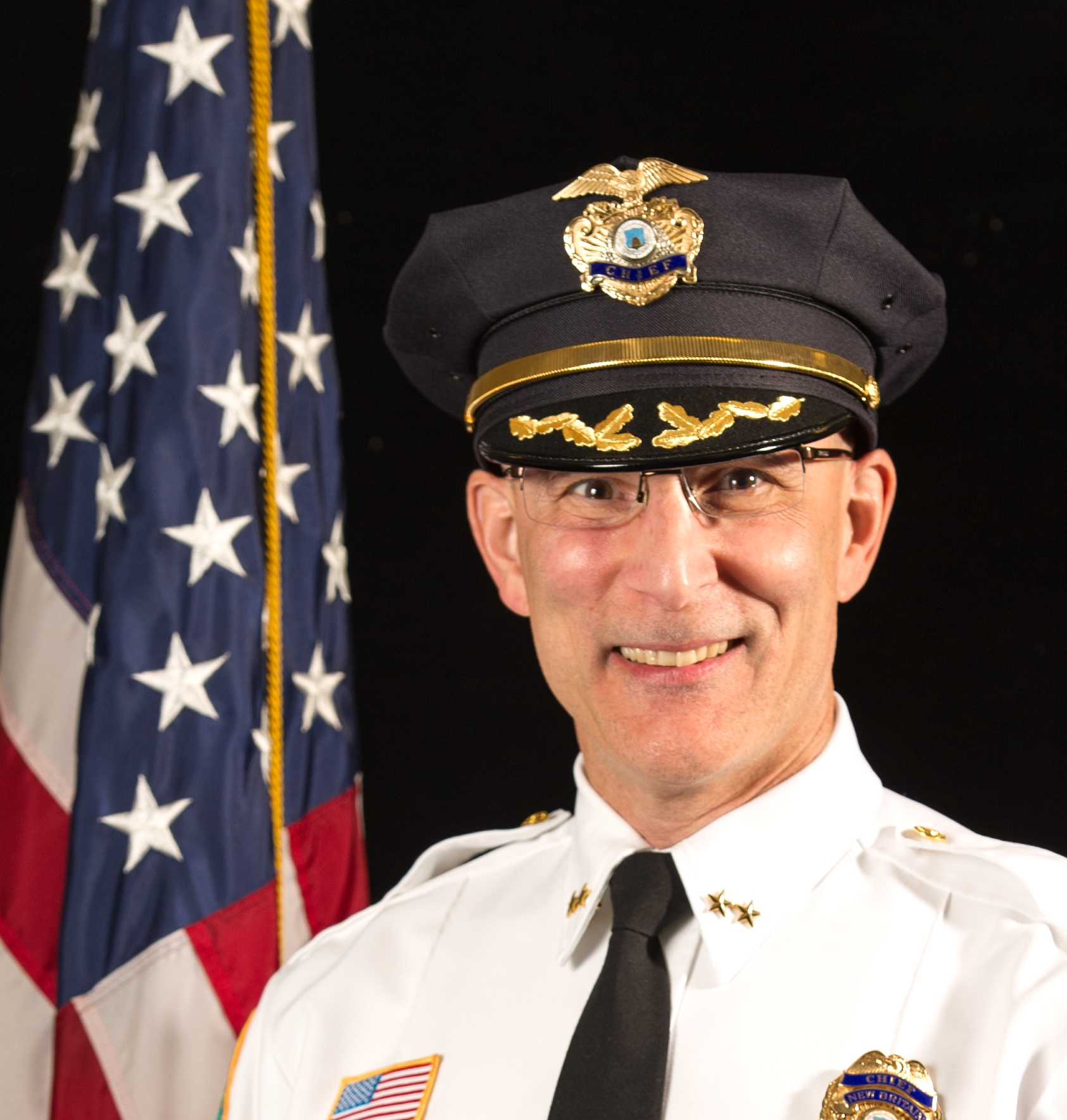 Interim Chief James Wardwell